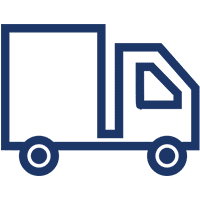 RHI Supply delivery icon