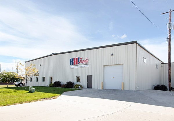 RHI Supply exterior of building.